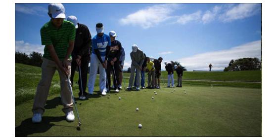 Gratis kennismaken met golf!
