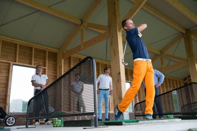 Beginnen met golf: GVB/HCP54 cursus