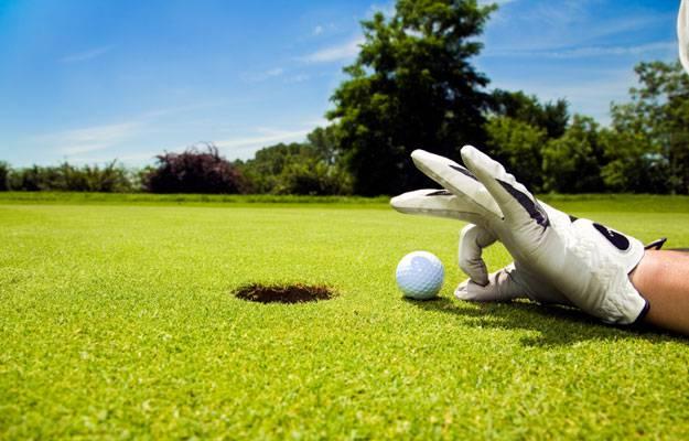 Beginnen met golf